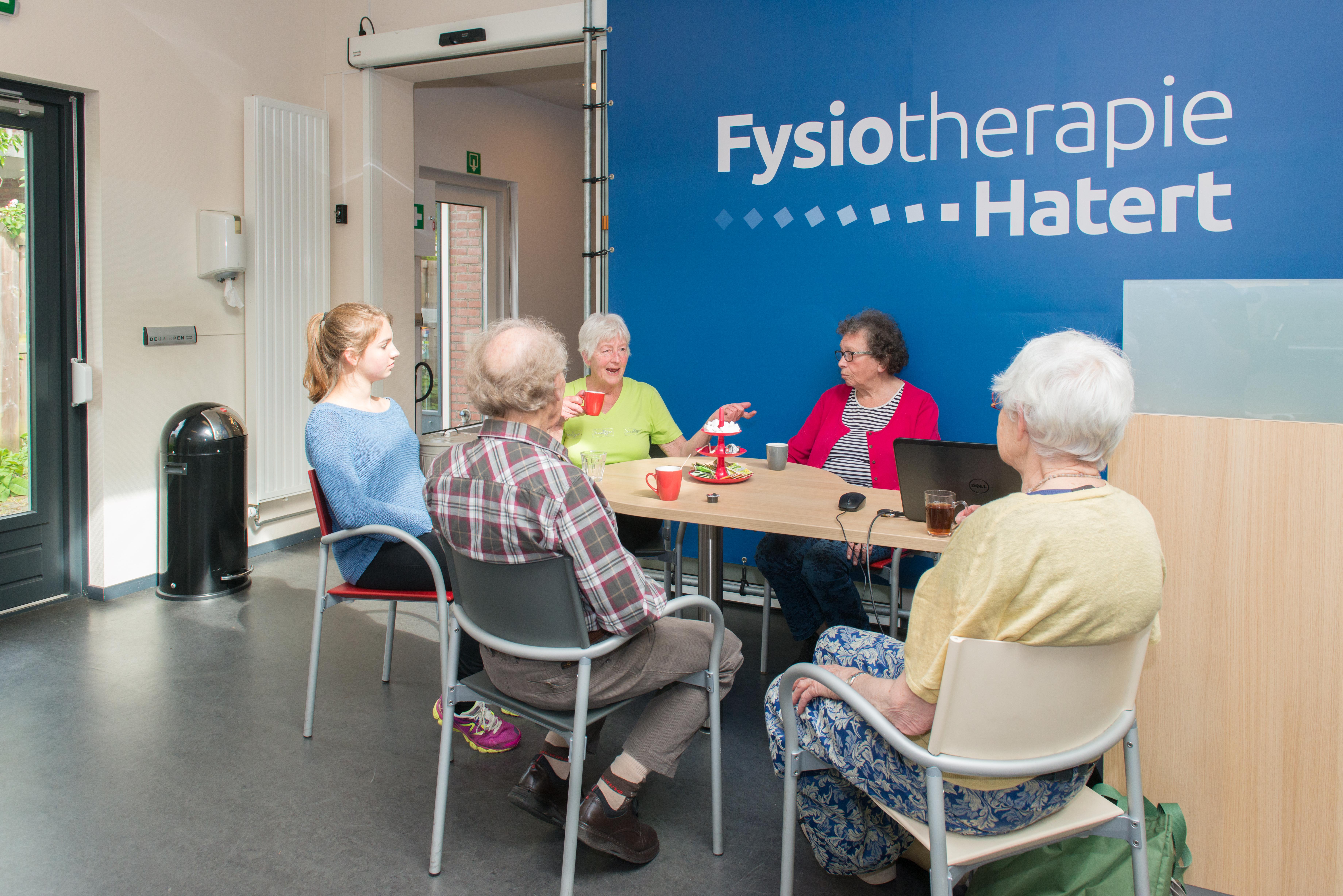 afspraak fysiotherapeut