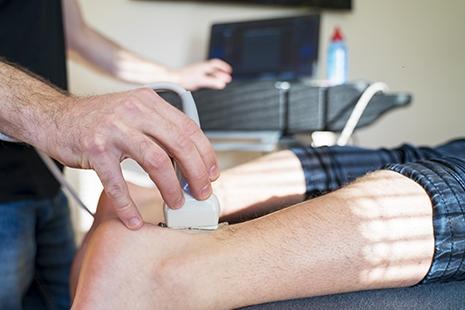 Echografie Fysiotherapie Hatert