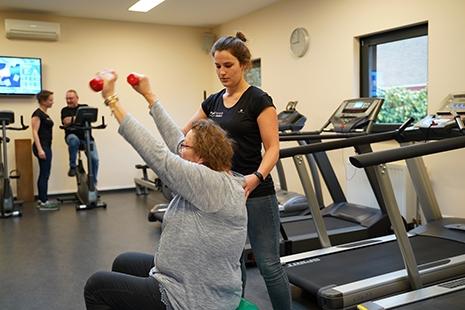 Geriatrie Fysiotherapie Hatert Nijmegen