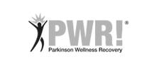 Logo PWR parkinson Wellness Recovery